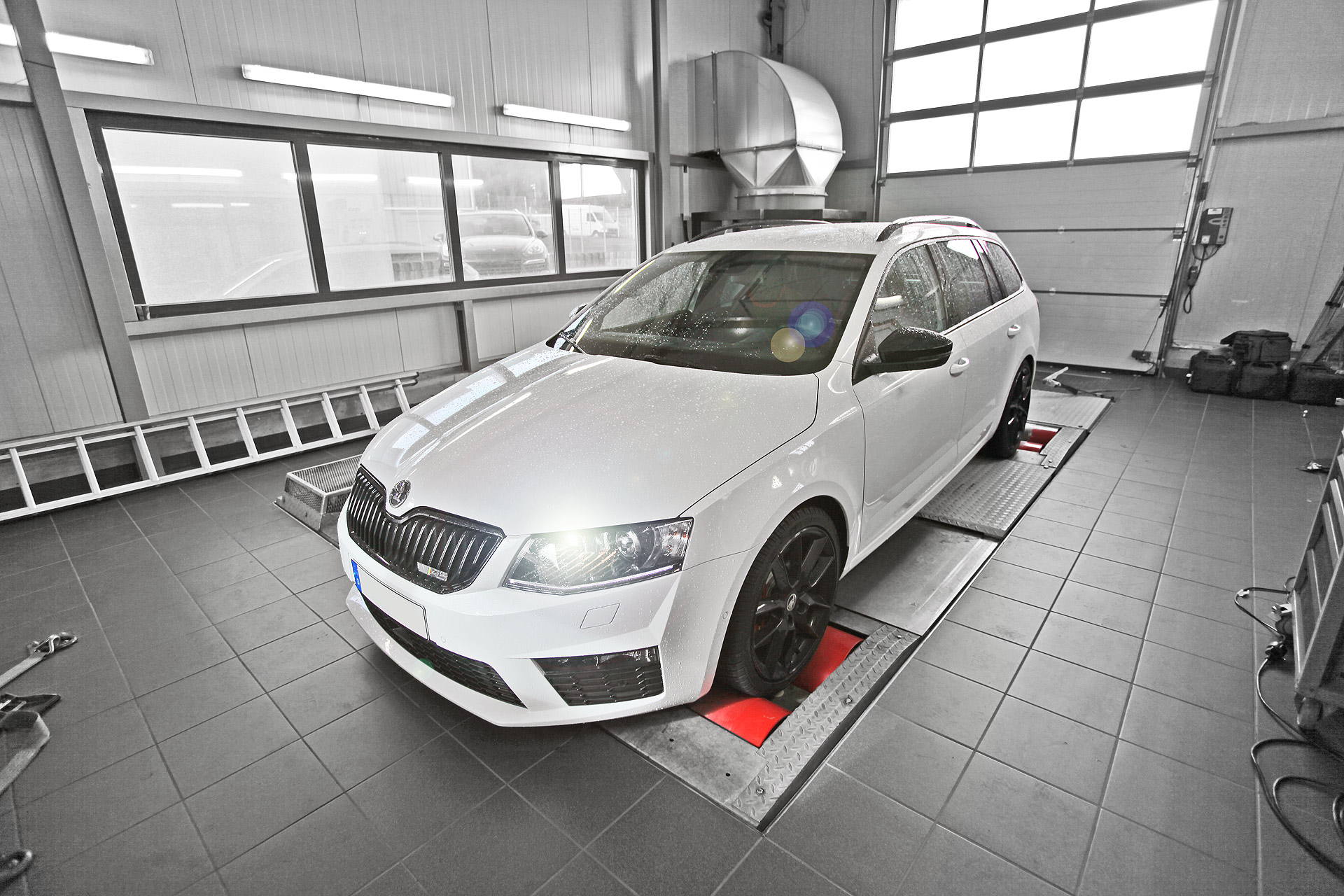 Skoda octavia rs 220 ps chiptuning